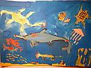 Рисунок Моря мезозоя